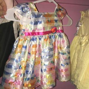 Other - Multi color floral dress